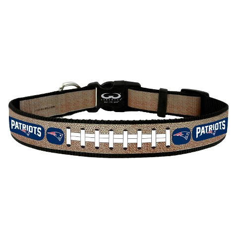 New England Patriots Reflective Collar