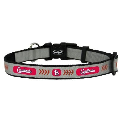 St. Louis Cardinals Reflective Toy Baseball Collar