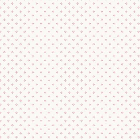 Burt's Bees Baby™ Organic Dottie Bee Knit Crib Sheet Blush