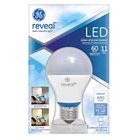 GE Reveal 60-Watt LED Light Bulb