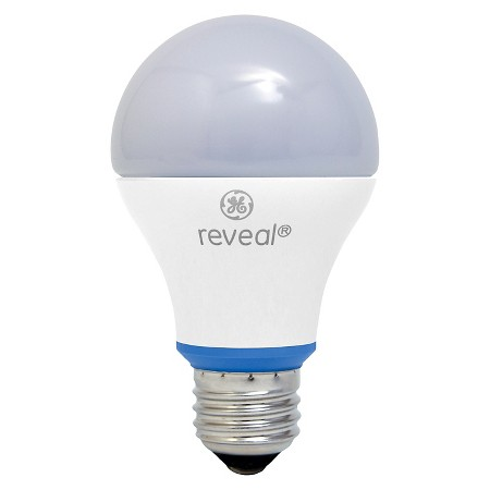 ge reveal 60 watt led light bulb target. Black Bedroom Furniture Sets. Home Design Ideas