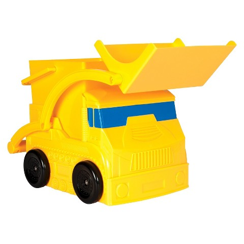 ToyTainer™ Bulldozer Scoop N' Store