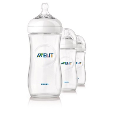 Philips Avent Natural Bottles & Nipples Collection