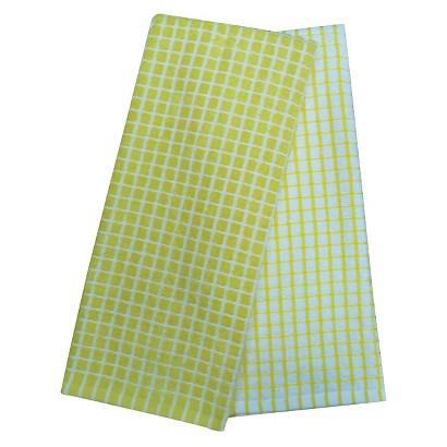 Room Essentials Yellow Kitchn Towel - Dish Towel