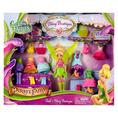 Disney Fairies Tink's Bling Boutique