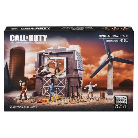 MEGA Bloks Call of Duty® Zombies TranZit Farm