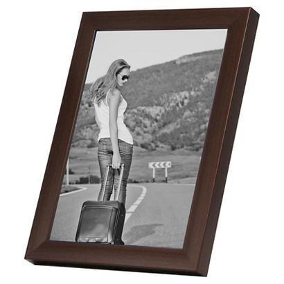 Single Image Frame 5X7 Brown