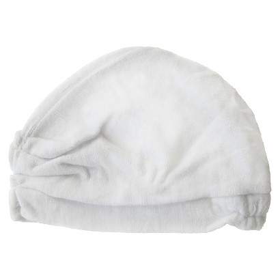 Threshold™ Terry Bath Cap - True White