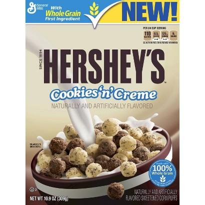 Hershey's Cookies'n'Creme Cereal 10.9 oz