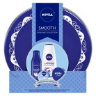 NIVEA Smooth Skincare Collection Gift Set - 4 pc