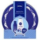 NIVEA Smooth Skincare Collection Gift Set - 4 pc