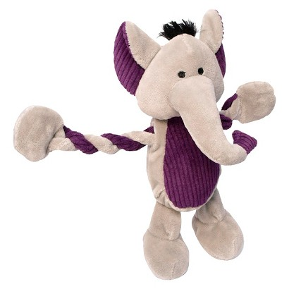 Charming Pet Pulleez - Edgy Elephant (White)