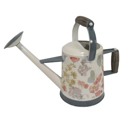 Thr Watering Can- Floral