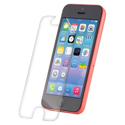 ZAGG InvisibleShield Screen Protector for iPhone 5/5s - Clear (HIPHONE5CS)