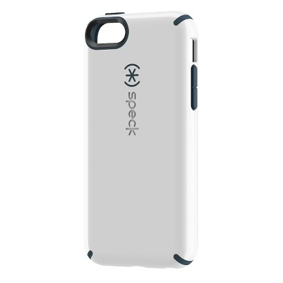 Speck Candyshell Cell Phone Case for iPhone 5C - White/Charcoal Grey (SPK-A2242)