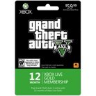 Grand Theft Auto 5 12 Month Subscription $59.99
