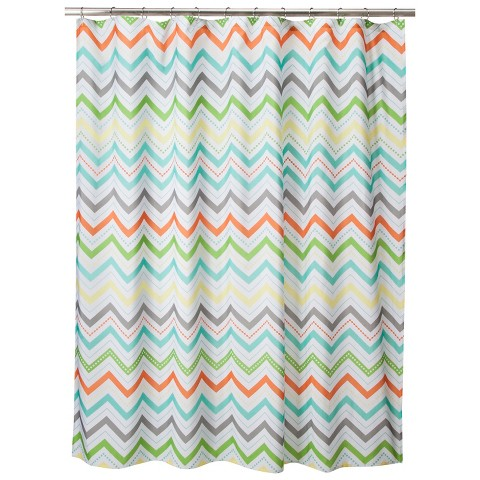 Chemical Free Shower Curtain Ruffle Shower Curtain Target