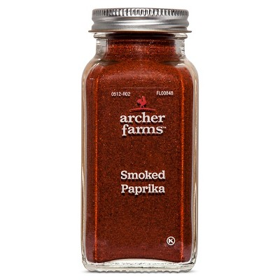 Smoked Paprika 2.3oz - Archer Farms™