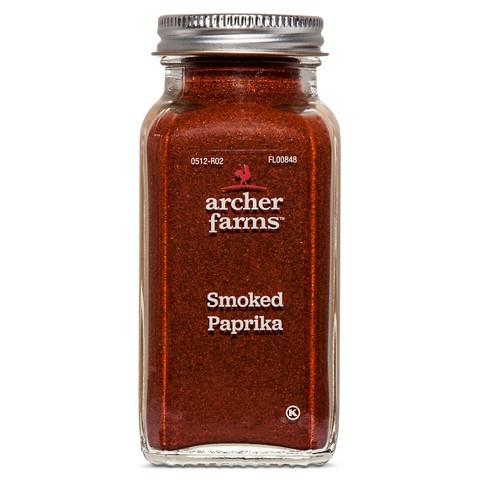 Smoked Paprika 2.3oz - Archer Farms™