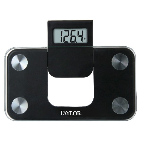 "Taylor Mini Digital Scale - Black (9x5"")"