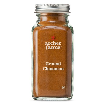 Ground Cinnamon 2.9oz - Archer Farms™