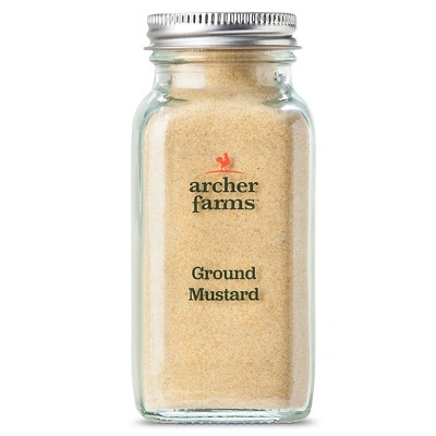 Ground Mustard 2.9oz - Archer Farms™