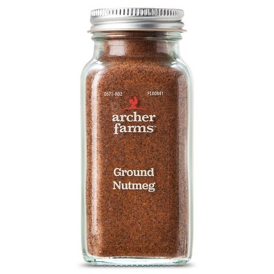 Ground Nutmeg 4oz - Archer Farms™