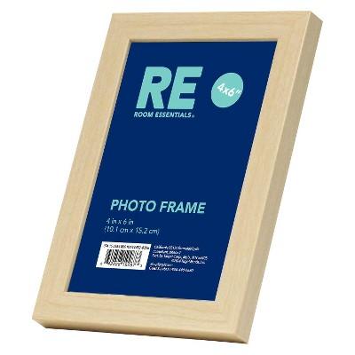 Single Image Frame - Antique Wood - Room Essentials™