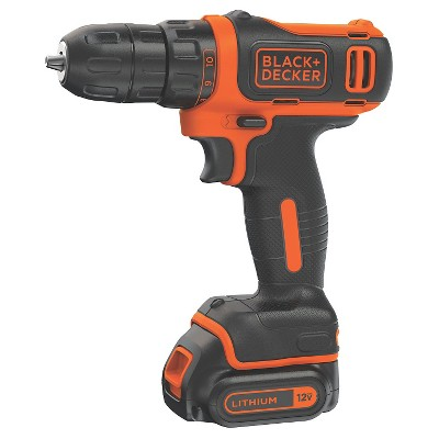 BLACK+DECKER™ 12V Max* Lithium Drill/Driver