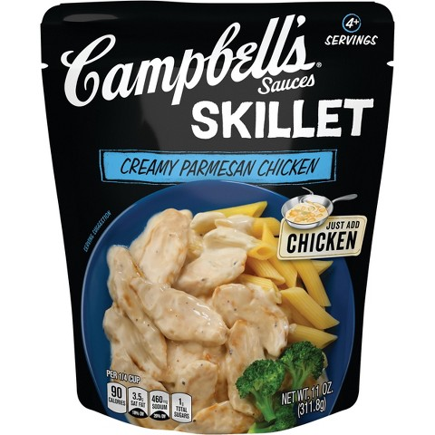 Campbell's Skillet Creamy Chipotle Sauce 9 oz