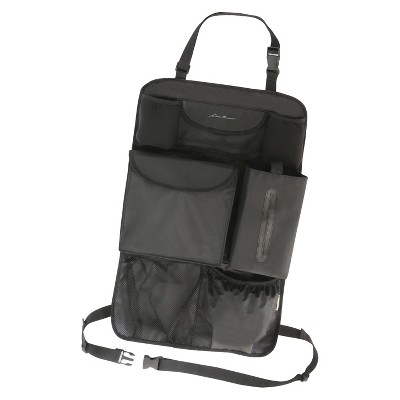 Eddie Bauer® Backseat Organizer - Black