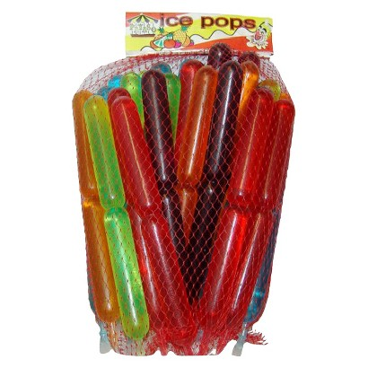 Payaso Assorted Fruit Flavored Ice Pops 36 ct