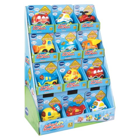 VTech Go! Go! Smart Wheels Vehicle Assortment