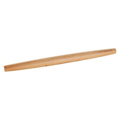 "NORDIC WARE 19"" FRENCH ROLLING PIN - BROWN"