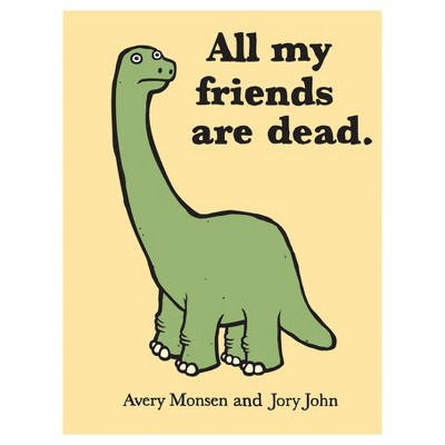 GIFTS - ALL MY FRIENDS ARE DEAD BOOK