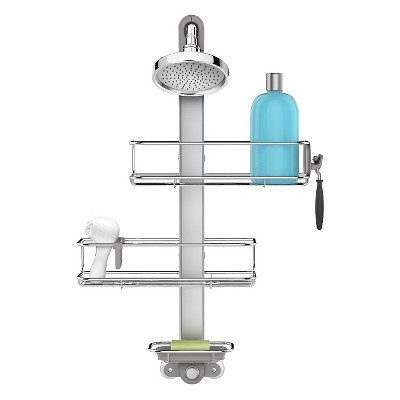 simplehuman studio Adjustable Shower Caddy
