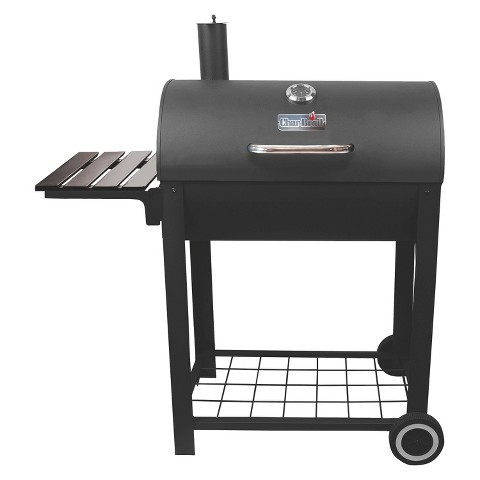 Char-Broil Smoker Barrel w/ chrome handle