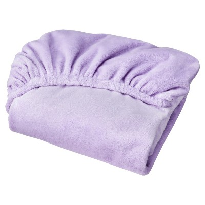 Circo™ Plush Sheet - Lavender