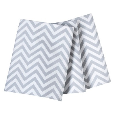 Circo™ Crib Skirt - Chevron