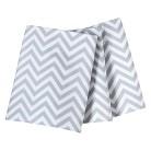 Circo® Single Pleated Cotton Crib Skirt