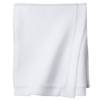 Circo™ Knit Baby Blanket - White