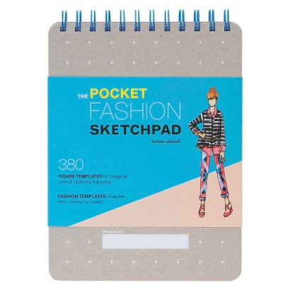 """Sketch Book CHRONICLE BOOKS 6.5"""" x 5.5"""""""