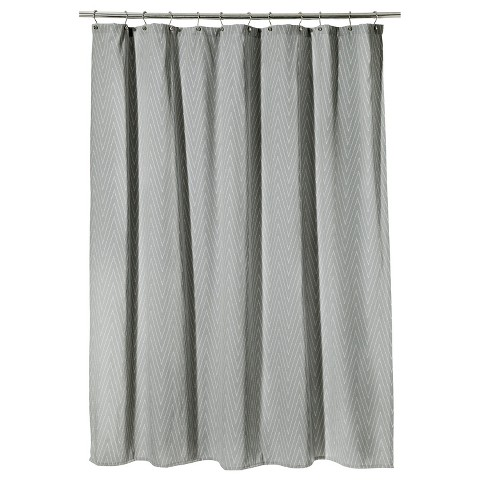 Solid Grey Shower Curtain Blue Paisley Shower Curtai