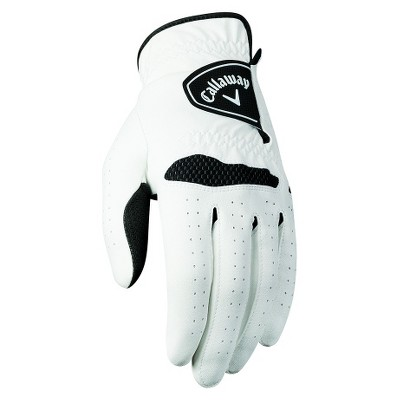 Callaway Xtreme 365 XL Golf Glove - White