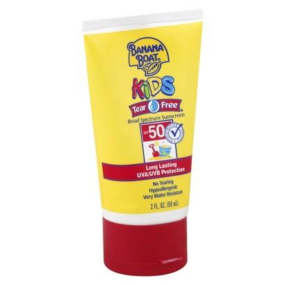 Banana Boat Kids Sunscreen Lotion with SPF 50 - 2 oz