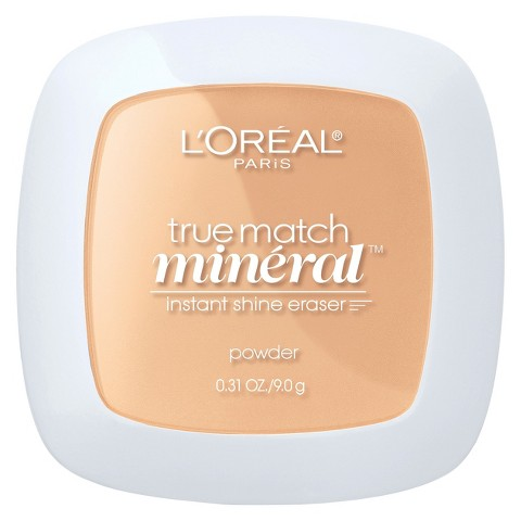 L'Oreal® Paris True Match Mineral Pressed Powder