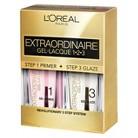 L'Oreal® Paris Extraordinaire Gel-Lacque 1-2-3 Nail Color Kit