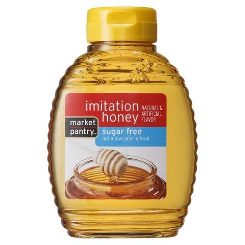Market Pantry Sugar Free Imitation Honey 12 oz