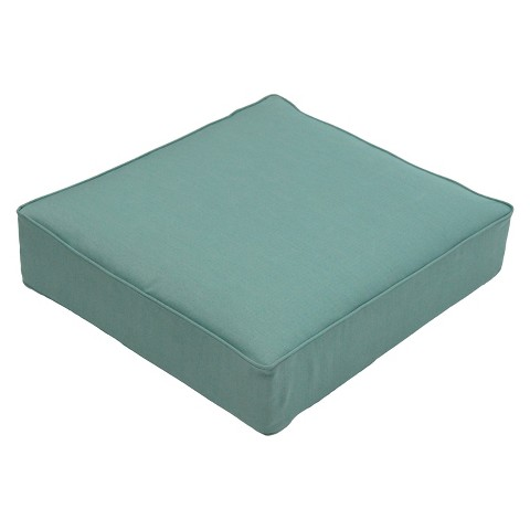 Smith & Hawken™ Outdoor Deep Seating Cushion Tar