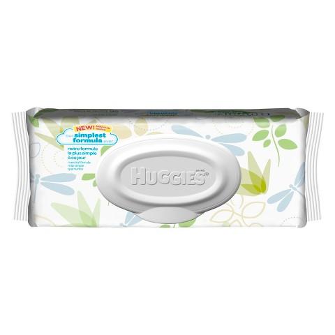 Huggies Natural Care Baby Wipes 56 ct